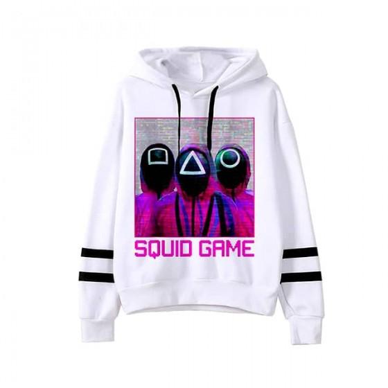squid game jacket hoodie