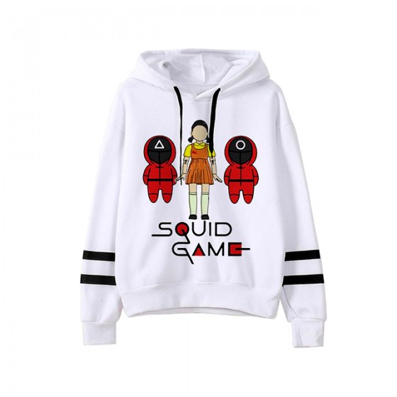 squid game jacket hoodie...
