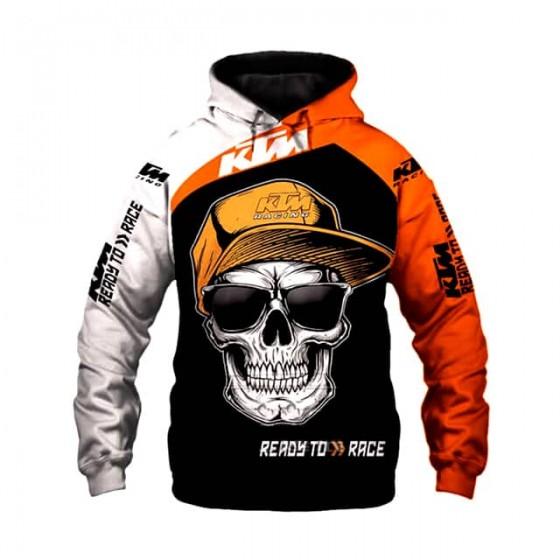 ktm racing jacket hoodie...