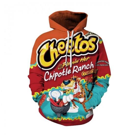 cheetos jacket hoodie unisex