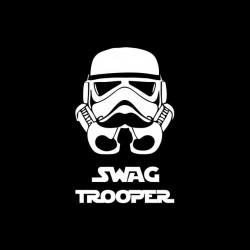 Tee shirt Swag Trooper parodie Starwars  sublimation