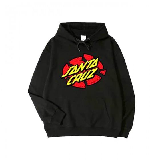 santa cruz jacket hoodie