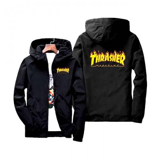 trasher magazine jacket
