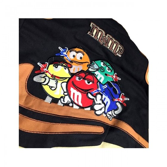 m&m's jacket for women