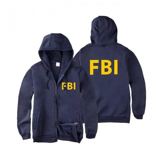 FBI Police usa jacket hoodie
