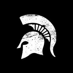 T-shirt Spartacus helmet...
