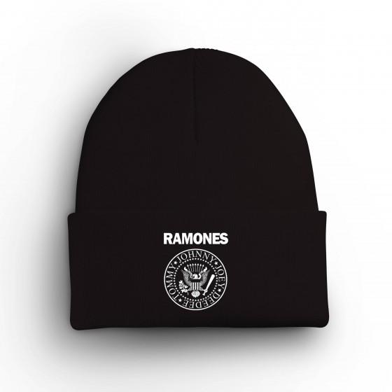 ramones winter hat rock