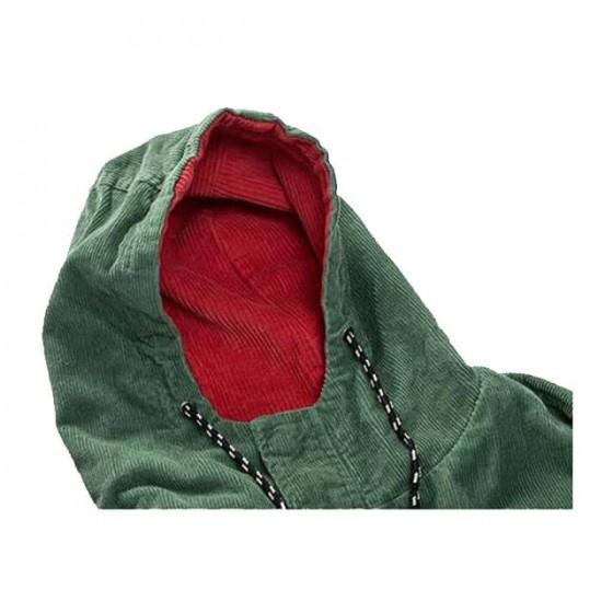 rasta jacket reggae patchwork