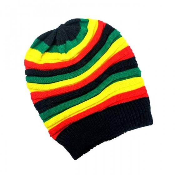woolen rasta reggae hat
