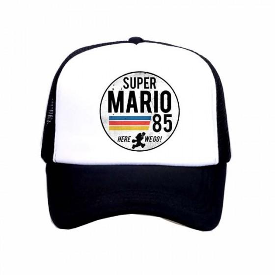 super mario 85 cap style...
