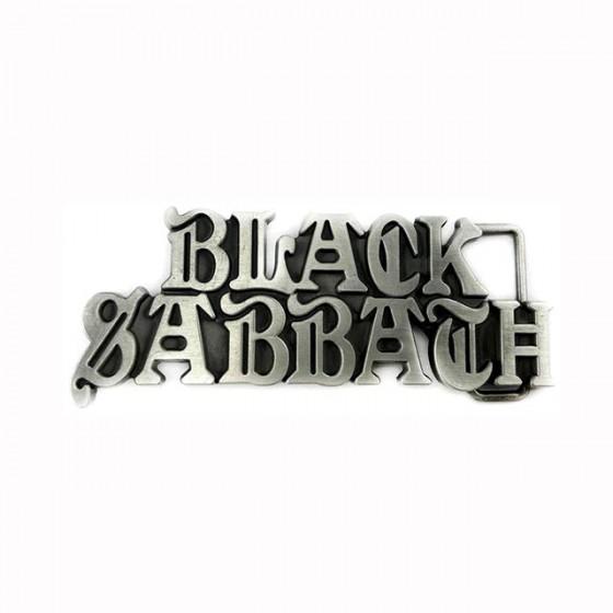 black sabbath belt buckle...