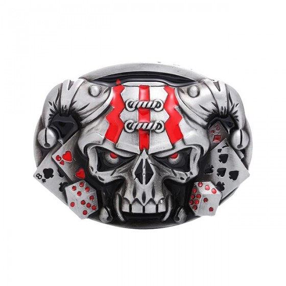 punk rock casino belt...