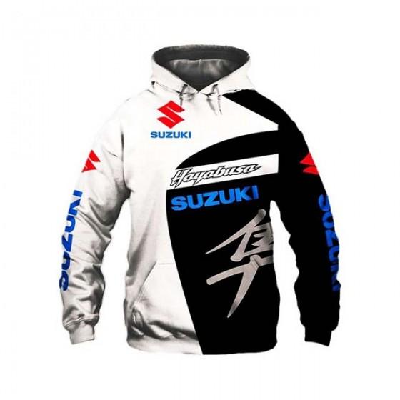 suzuki hayabusa jacket hoodie