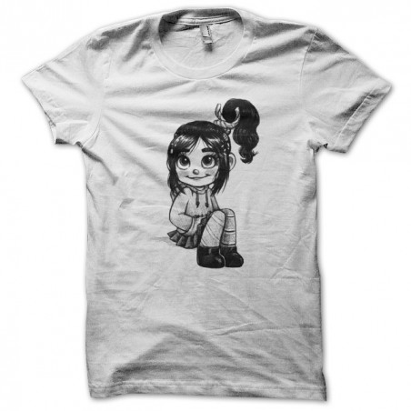 T-shirt Vanellope 03 white sublimation