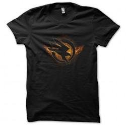 C & c3 t-shirt in black sublimation