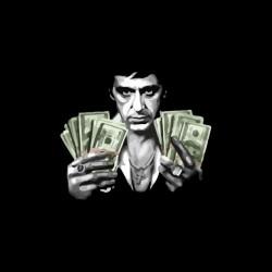 Scarface t-shirt Tony...