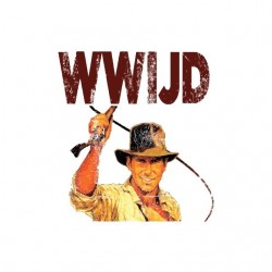 What Would Indiana Jones Do...