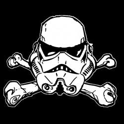 shir black tee Storm Pirate...