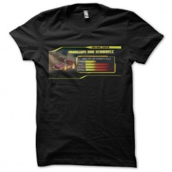 Tee shirt Vanellope fait du karting  sublimation