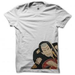 Authentic yakuza white sublimation t-shirt