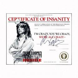 Alice Cooper t-shirt...