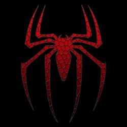 tee shirt  logo spiderman costume original sublimation