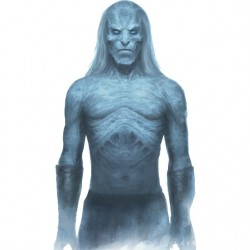 White walkers t-shirt Games...
