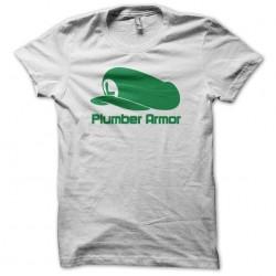 Tee shirt plomberie armure...