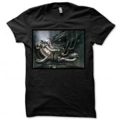t-shirt alien space jokey...