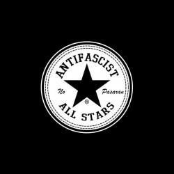 Tee shirt Antifascist No...