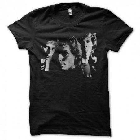 Tee shirt The Police reggatta de   sublimation