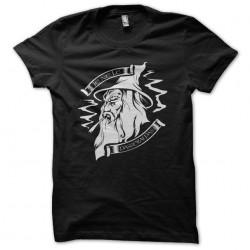 Tee shirt Gandalf pétard je...
