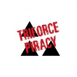 Tee shirt Triforce Piracy...