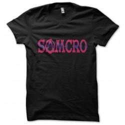 Tee shirt fille Samcro sons...