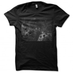 Space cats t-shirt, space...