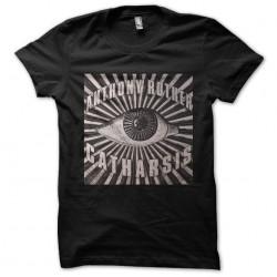 Anthony Rother t-shirt Catharsis Techno minimal black sublimation