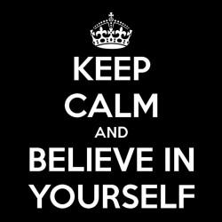 t-shirt parody Keep Calm...