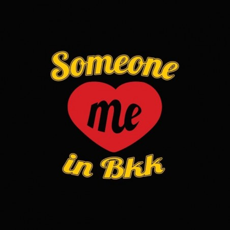 Tee shirt Someone love me in Bkk  sublimation