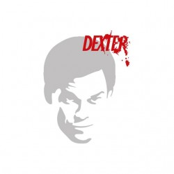 Tee shirt Dexter silhouette...