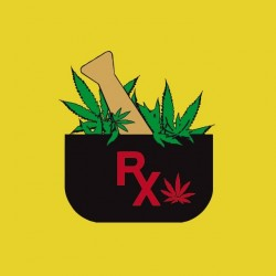 Tee shirt Pharma Weed  sublimation