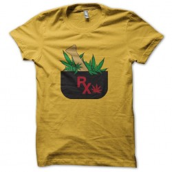 Tee shirt Pharma Weed...