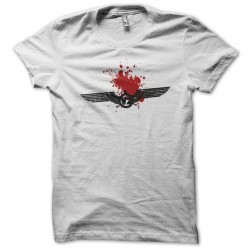 Sniperelite t-shirt in white sublimation