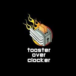 Toaster Overclocker black...