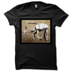 tee shirt I am your father...