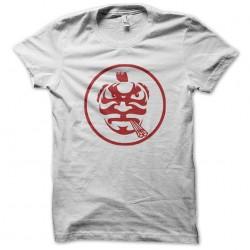 Samourai t-shirt and white...