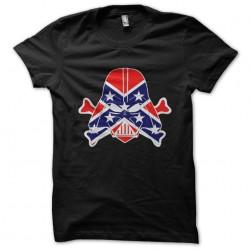 Tee shirt drapeau confédéré...