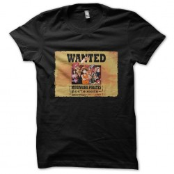 Tee-shirt wanted One Piecee...