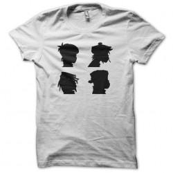 Gorillaz silhouettes album...