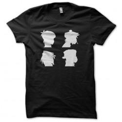 Tee shirt Gorillaz...