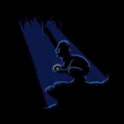 black tee shirt Homer simpson my precious sublimation